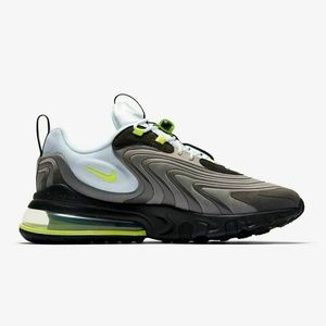 Nike Air Max 270 ENG Volt Grey Neon 95